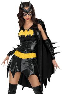 Adult Batgirl Costume - Deluxe
