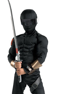 GI Joe Snake Eyes Costumes