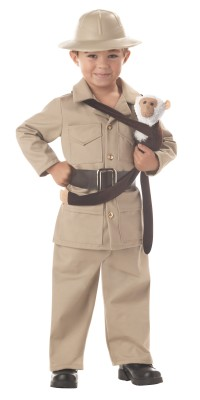 Zoo Keeper Costumes