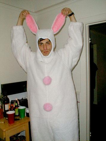 How to Make a Bunny Costume