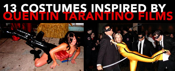 13 Halloween Costumes Inspired by Quentin Tarantino Films
