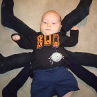 How to Make a Baby Spider Costumes