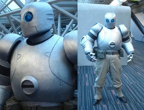 Atomic-Robo-Costume