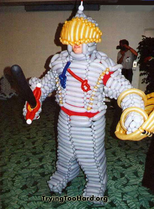 Balloon-Knight-Costume