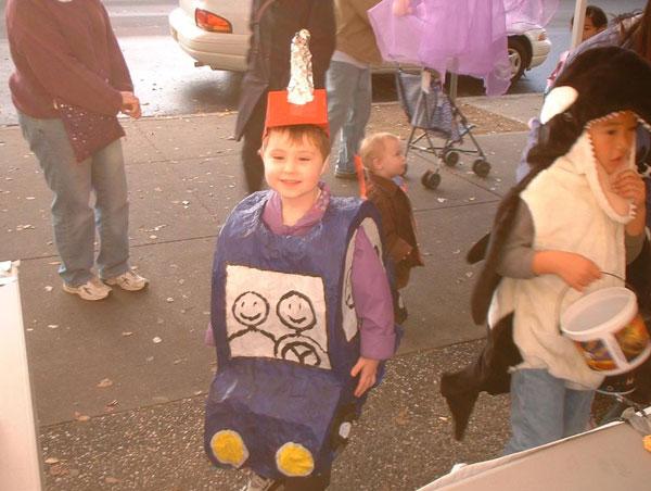 Car-Costumes