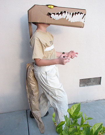Crocodile-Costume