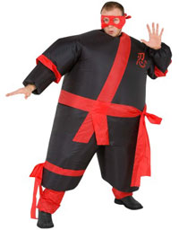 Funny-Inflatable-Ninja-Costume