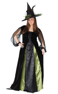 Goth-Witch-Costume