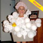 Bubble Bath Costumes