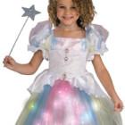 Rainbow Ballerina Princess Costumes