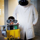 Wall-E and Eve Costumes