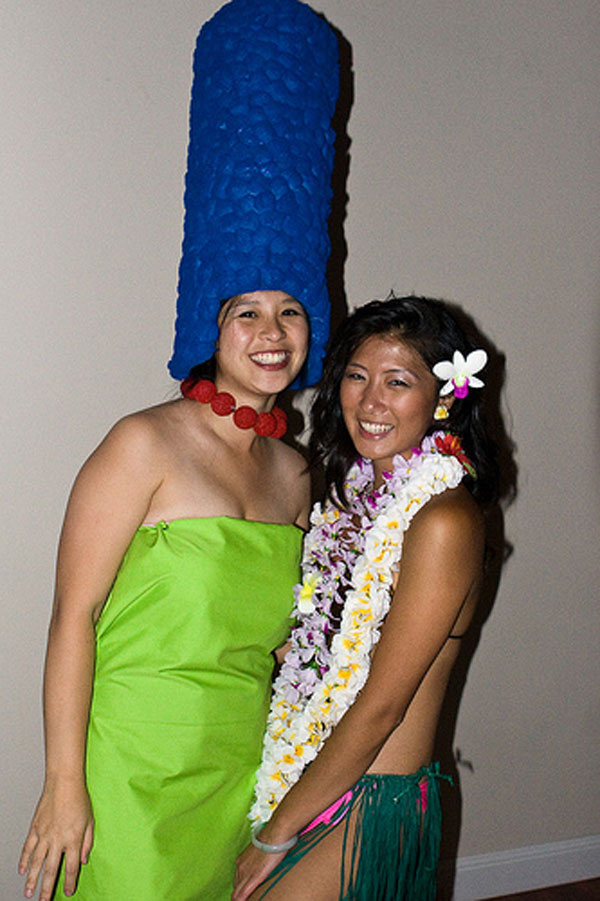 How-to-Make-a-Marge-Simpson-Costume