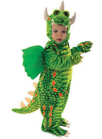 Infant Dragon Costume - CostumePop
