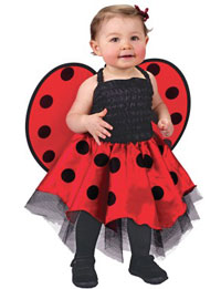 Infant Lady Bug Costume