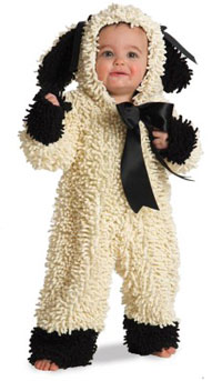 Infant-Toddler-Sheep-Costume