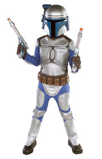 Jango Fett Costume - Star Wars