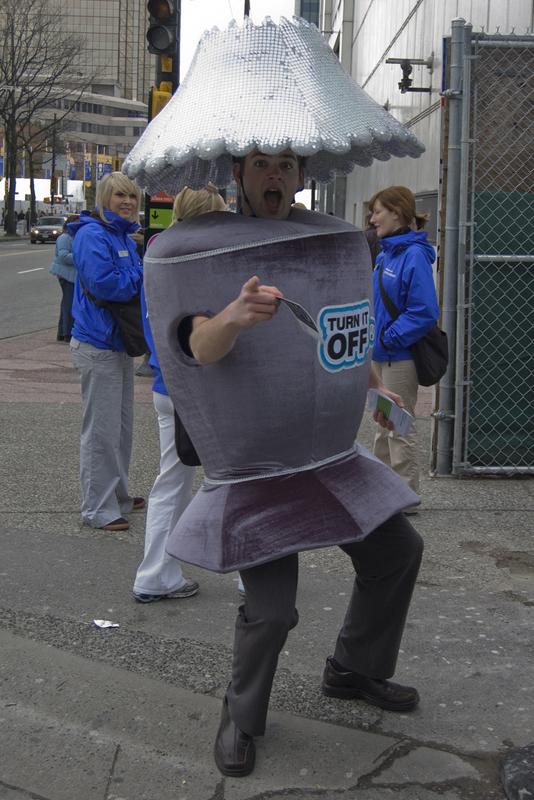 Lamp-Costume
