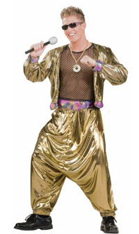 MC Hammer Costume