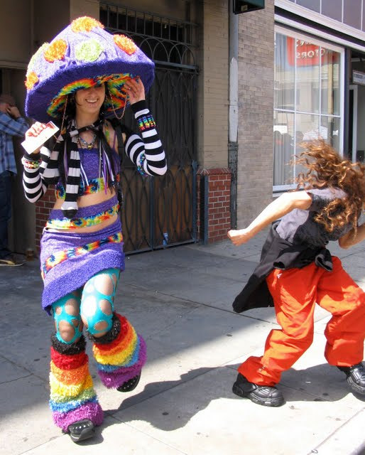 Magic Mushroom Costume