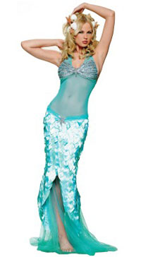 Mermaid Costume for Adults Costumes