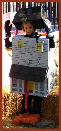 Monster-House-Costume