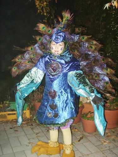 Peacock-Costume