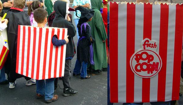 Popcorn-Bag-Costume