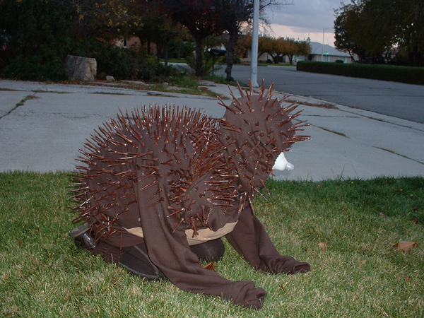Porcupine-Costume