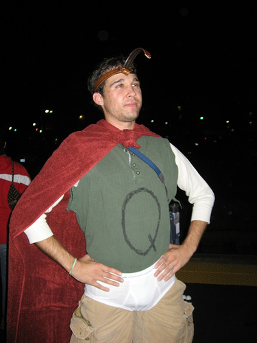 Quailman Costumes | Costume Pop Quailman Q