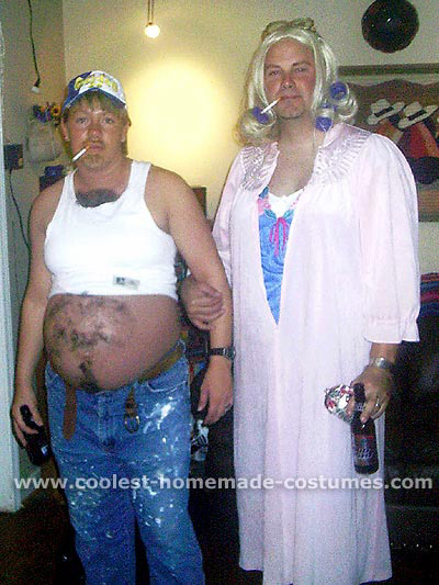 Redneck-Couple-Costume