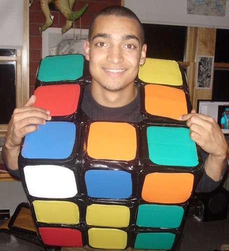 Rubik's-Cube-Costume