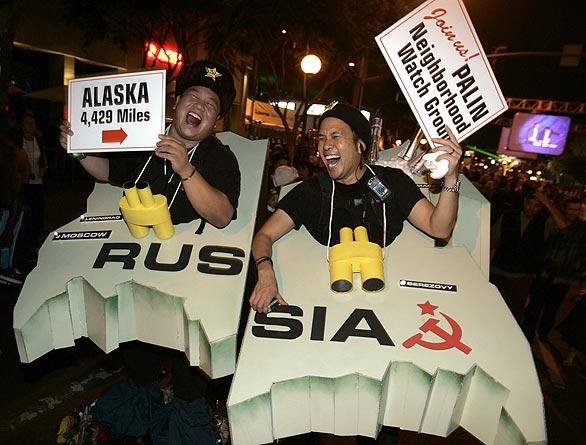 Russia-Costume