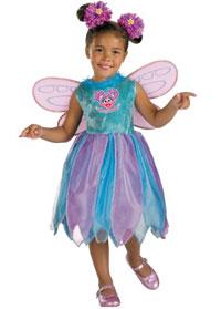 Sesame Street Abby Cadabby Costume - CostumePop