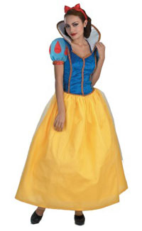 Snow White Costume for Adults