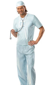 Surgeon-Doctor-Costume