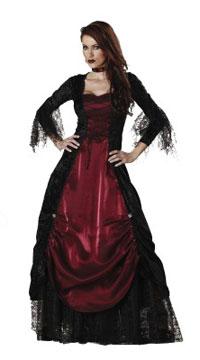 Vampire Costume Gothic Adult