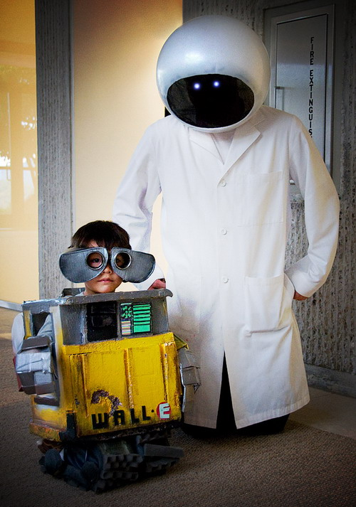 Wall-E-and-Eve-Costume