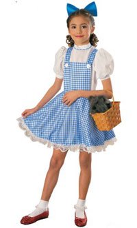 Wizard of Oz Dorothy Costumes