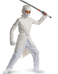 GI Joe Storm Shadow Costume