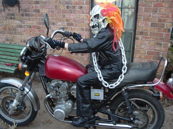 Ghost rider costumes costume pop ghost rider costumes solutioingenieria Gallery