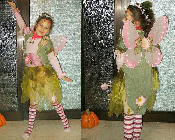 homemade-woodland-fairy-costume  sc 1 st  Costume Pop : home made fairy costume  - Germanpascual.Com