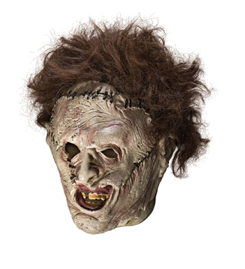 Texas Chainsaw Massacre Mask - CostumePop