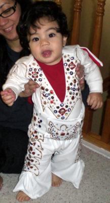 Baby Elvis Costumes