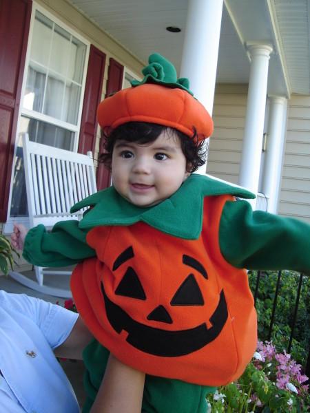 Girly Pumpkin Costume This Pumpkin Costume is Just