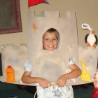 How-to make a Sandcastle Costumes