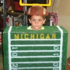 Touchdown Football Field Costumes