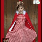 Dr. Seuss Cindy Lou Who Grinch Costumes