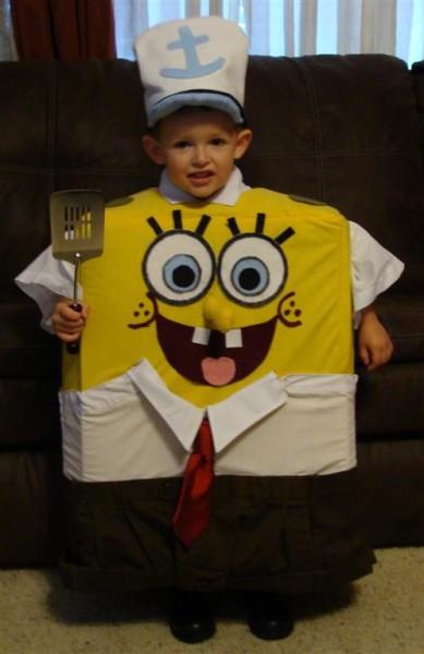 How To Make Spongebob Squarepants Costumes  sc 1 st  Costume Pop & How To Make Spongebob Squarepants Costumes   Costume Pop