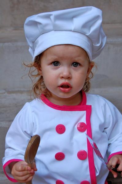 chef costume toddler. Black Bedroom Furniture Sets. Home Design Ideas