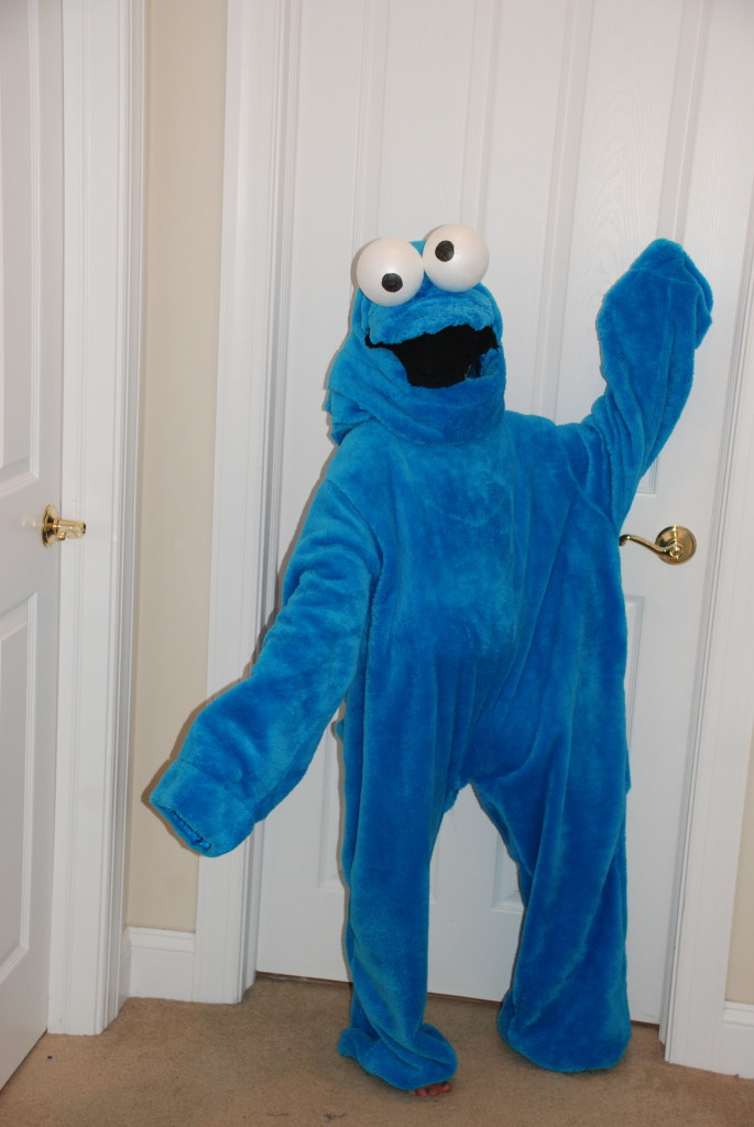 Herry Monster is a Sesame Street monster who doesnt know his own strength Herry first appeared in season 2 effectively replacing the Beautiful Day Monster in the